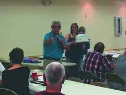 Annual Cake Auction