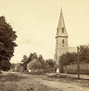 WV-Shepherdstown-West-Virginia-Church-and-Street-View-historic-photo