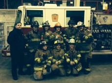 Training at the LCFR Training Grounds