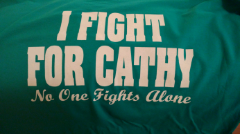 FIght for Cathy 1